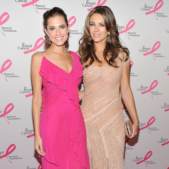 Celebrities Supporting Breast Cancer Awareness | Pictures