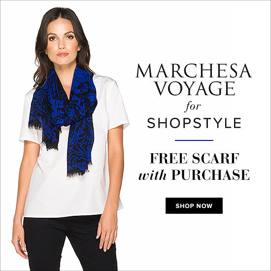 This Scarf Could Be Yours — For FREE