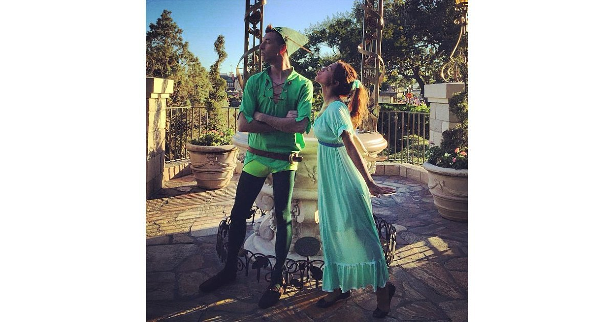 Peter Pan And Wendy Couple Costumes Peter Pan And Wendy | 50