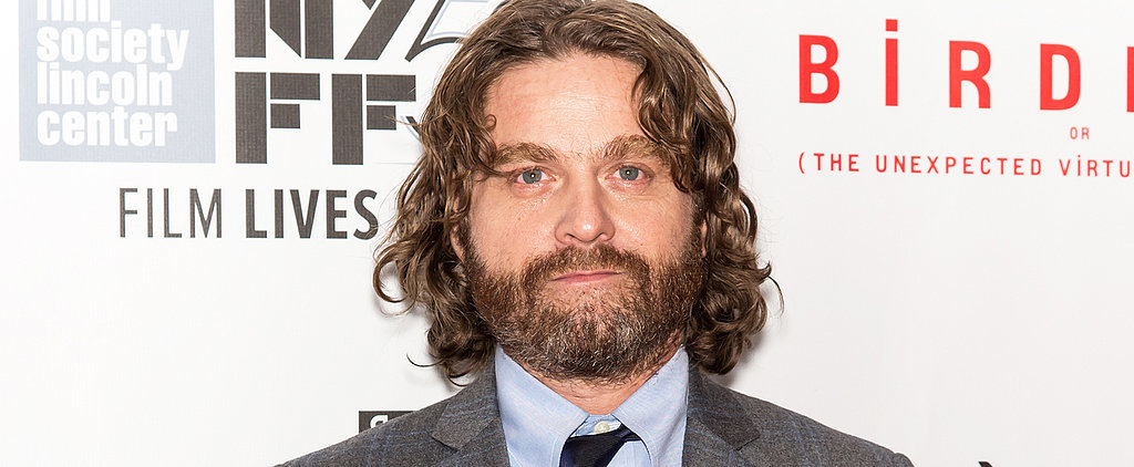 Zach Galifianakis, Is That You?!