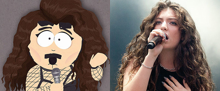 South Park Released the Full Version of Sia Singing the Lorde Parody