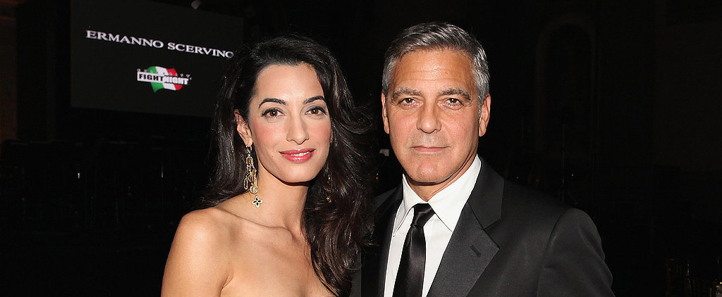 Amal Alamuddin Has Changed Her Name
