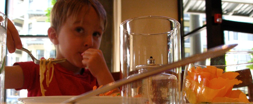 Table For Three — How Dining Out Changes When You Have a Child