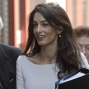 Pictures of Amal Clooney in Greece