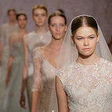 "Monique Lhuillier Dishes Wedding Dress Advice: Don't ""Experiment!"""