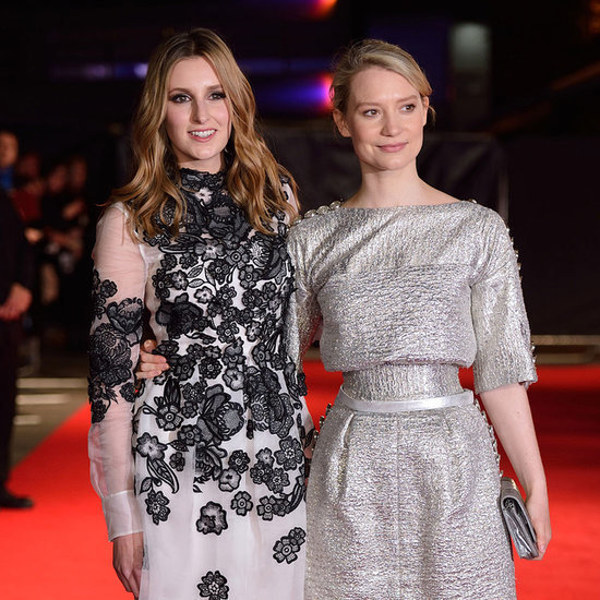 Mia Wasikowska wears Chanel at the Madame Bovary Premiere