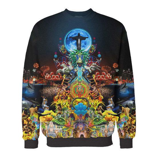 Visionaire x Gap Art Sweatshirts