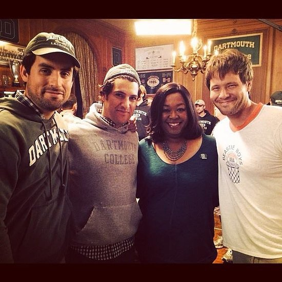 Shonda Rhimes Cameo on The Mindy Project | Video