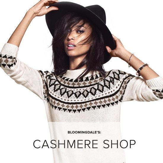 Bloomingdale's Cashmere Shop