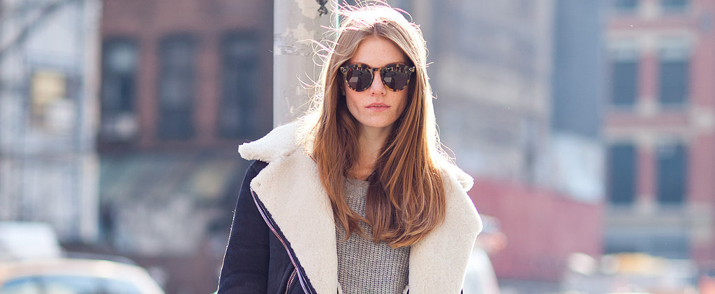 You'll Feel Cozy Just Looking at These Shearling Finds