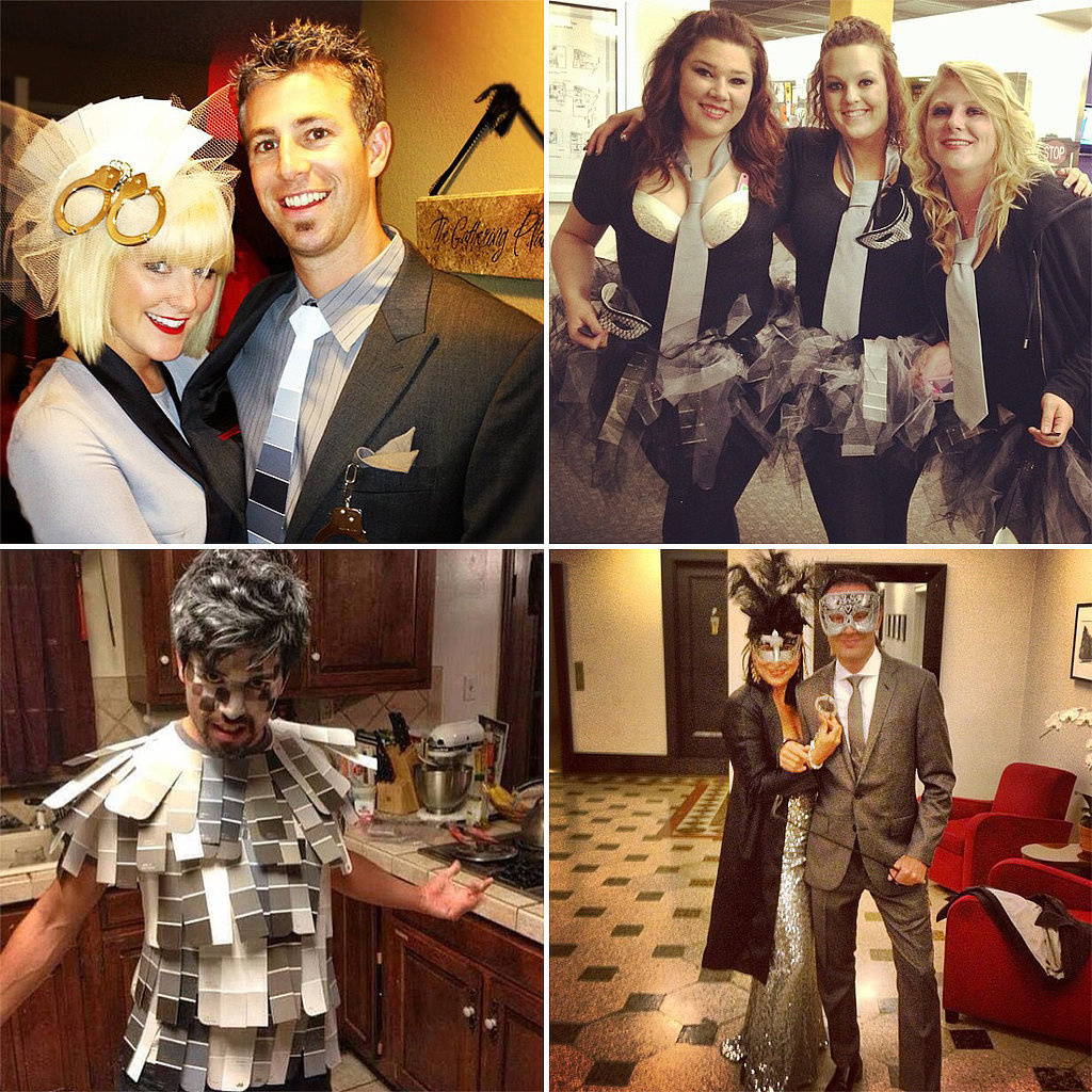 Costume Ideas 50 Shades of Grey 50 Shades of Grey Halloween