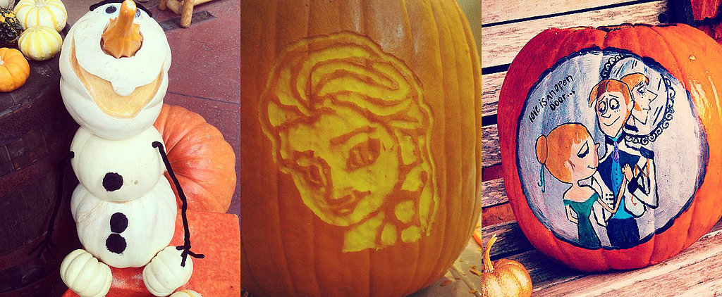 16 Frozen Pumpkin Ideas Worth Melting For