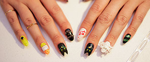 The Purr-fect Halloween Manicure For Nail-Art Fanatics