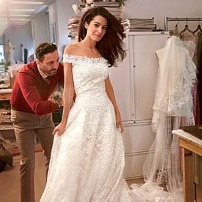 How To Buy Amal Alamuddin's Oscar de La Renta Wedding Dress