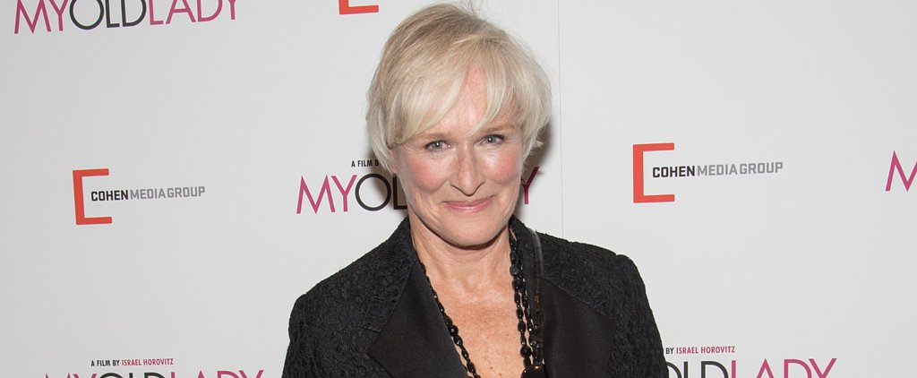 "Glenn Close on Being Raised in a Cult: ""You Weren't Allowed to Do Anything"""