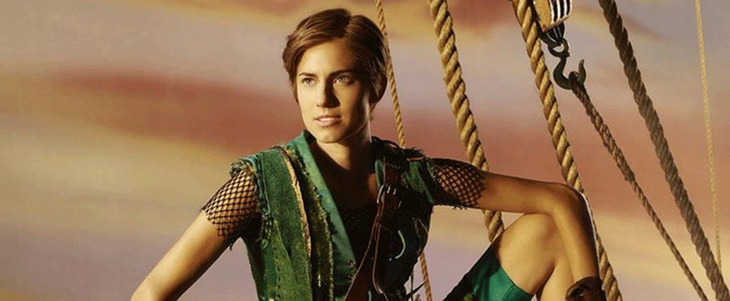 She Can Fly: Weigh In on Allison Williams as Peter Pan