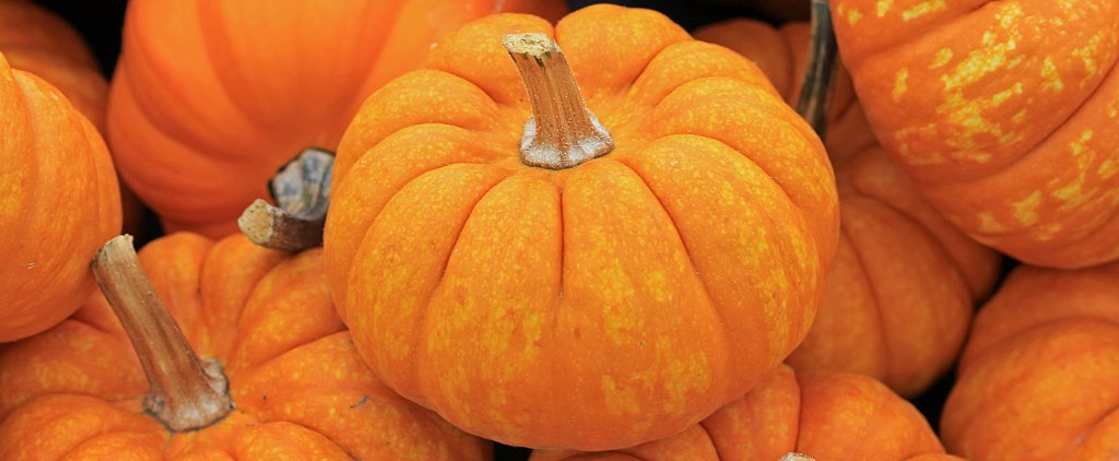 Get Fresh, Glowing Skin With This 3-Ingredient Pumpkin Mask