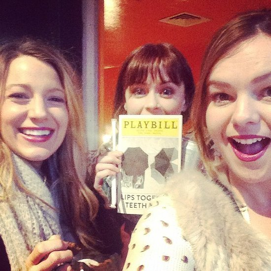 Sisterhood of the Traveling Pants Reunion Pictures 2014