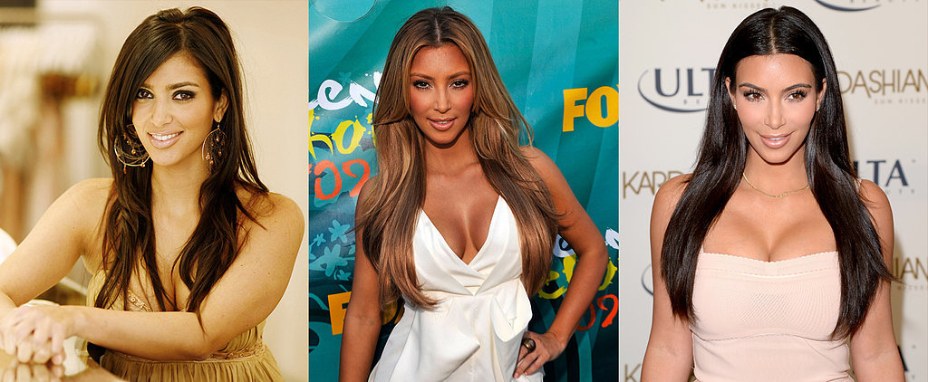 How Kim Kardashian Went From LA Party Girl to Hot Married Mom