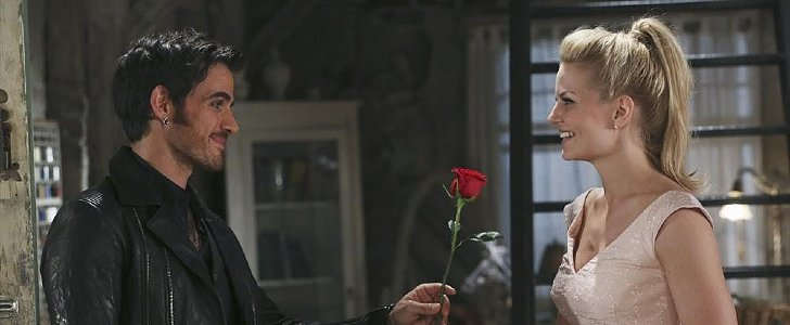 The Evolution of Captain Swan: How Emma and Hook Went From Sword Fights to Date Nights