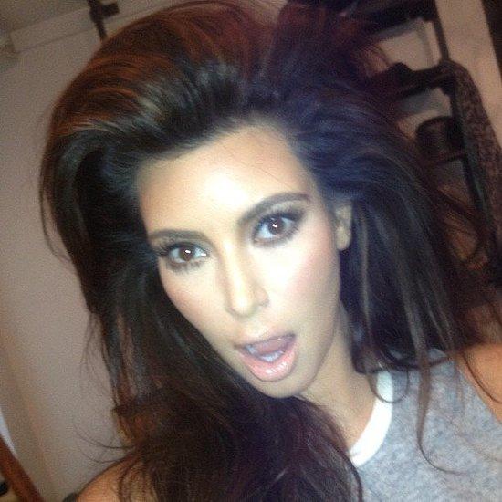 Kim Kardashian Beauty Guide