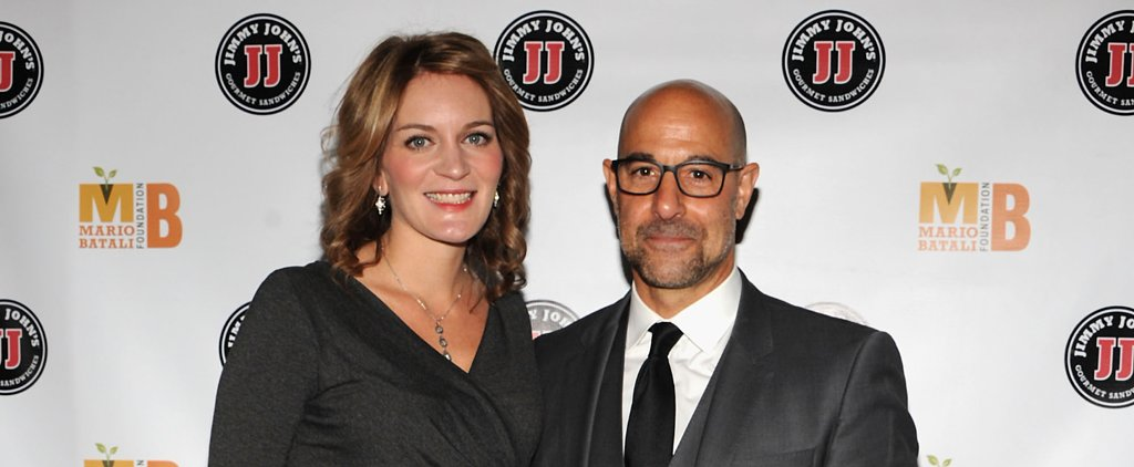 Stanley Tucci and Felicity Blunt Are Expecting!