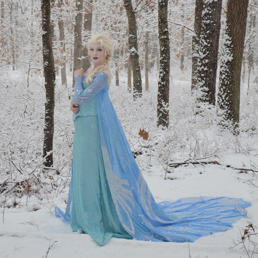 frozen halloween decorations part 40 frozen halloween costume ideas video popsugar fashion - Frozen Halloween Decorations