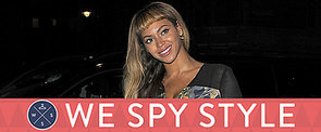 We Spy: Beyoncé's New Baby Bangs!