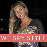 Beyonce's New Bangs | Video