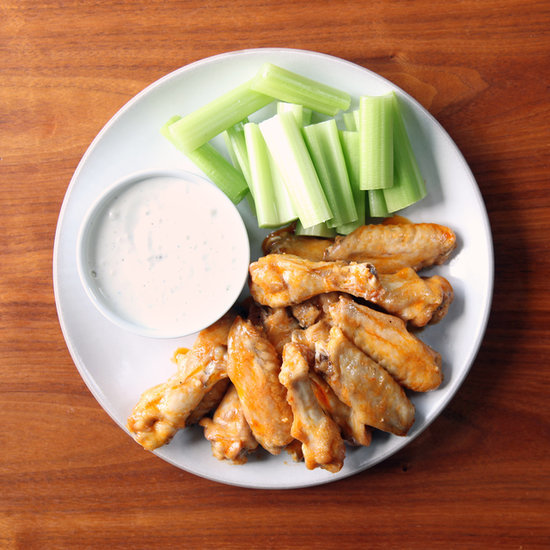 Baked Buffalo Wings, Because Deep-Frying Is a Hassle