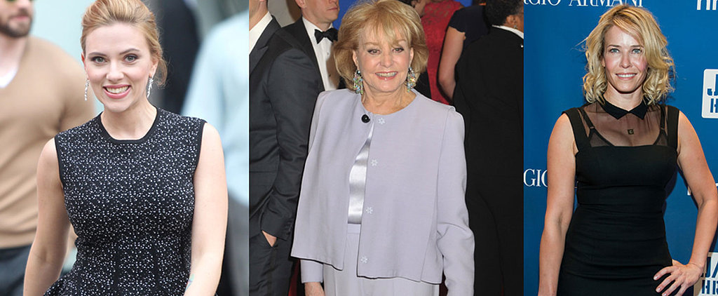 Who's Made Barbara Walters's Most Fascinating List So Far?