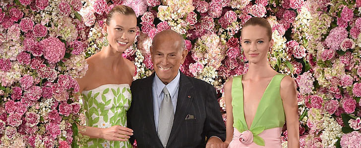 A Look Back at the Awe-Inspiring Runway of Oscar de la Renta