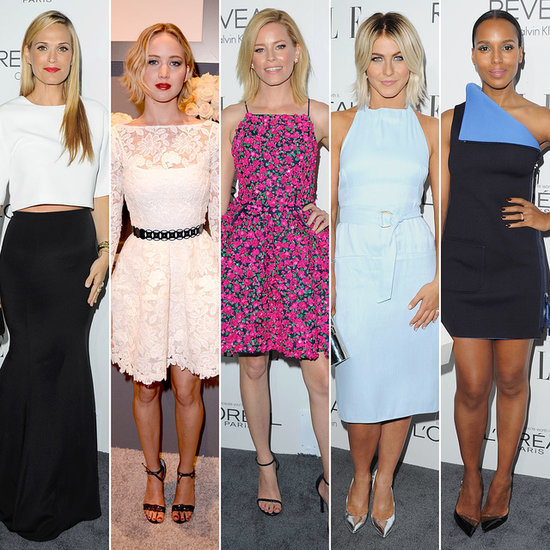 Celebrity Style Poll 2014 Elle Women in Hollywood Party