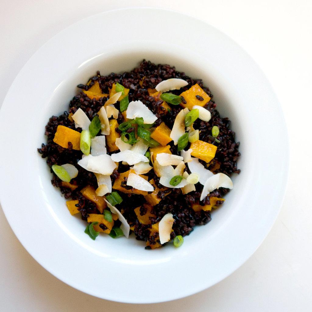 Black and Orange Rice | 30+ Sensational Halloween Recipes ...