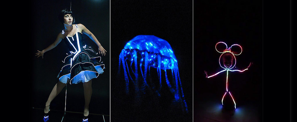 8 LED Costume Ideas That'll Light Up Halloween
