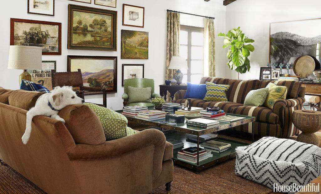 Eric Stonestreet's Old-World Home