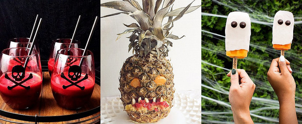 17 Treats to Celebrate Halloween the Healthy Way