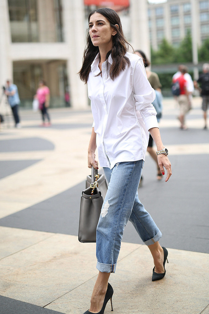Fashionable ways to style and wear a button down shirt for Fashionable button down shirts
