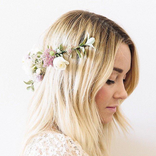 Lauren Conrad Hair Instagram | POPSUGAR Beauty Australia