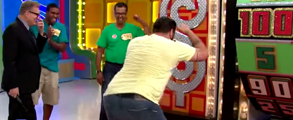 Winning on The Price Is Right Inspired This Man to Twerk