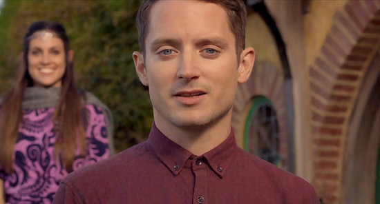 Elijah Wood, Peter Jackson Star in Lord of the Rings Air Safety Video for Air New Zealand