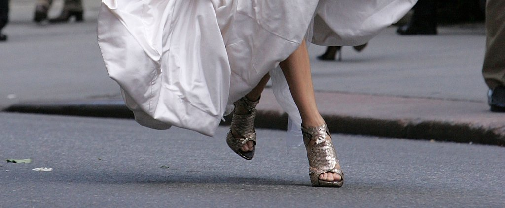 We're 1 Step Closer to Our Own SATC Wedding: SJP Is Making Shoes For Brides
