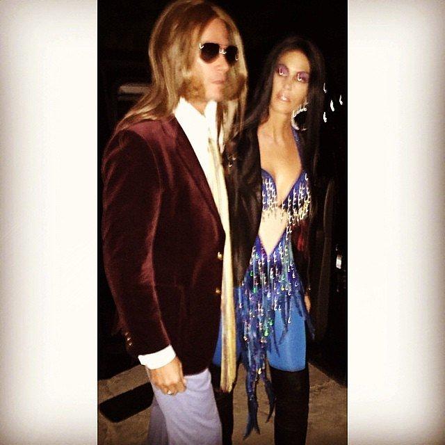 Cher and Greg Allman
