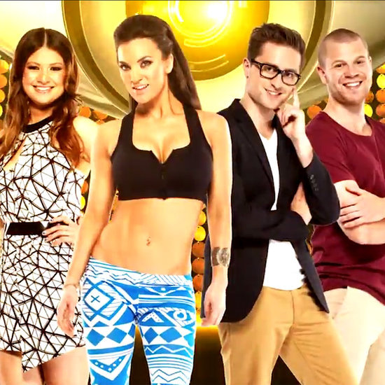 Big Brother Australia 2014 Intruders