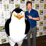 Benedict Cumberbatch Can't Say the Word Penguins