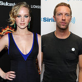 Jennifer Lawrence and Chris Martin Split