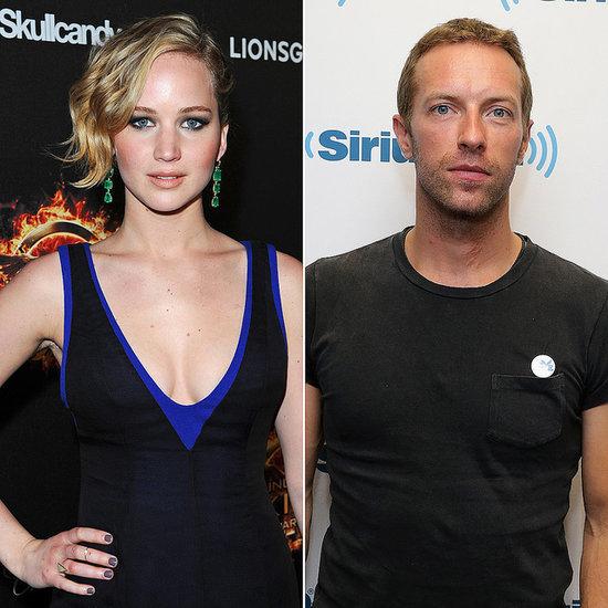 Jennifer Lawrence and Chris Martin Split