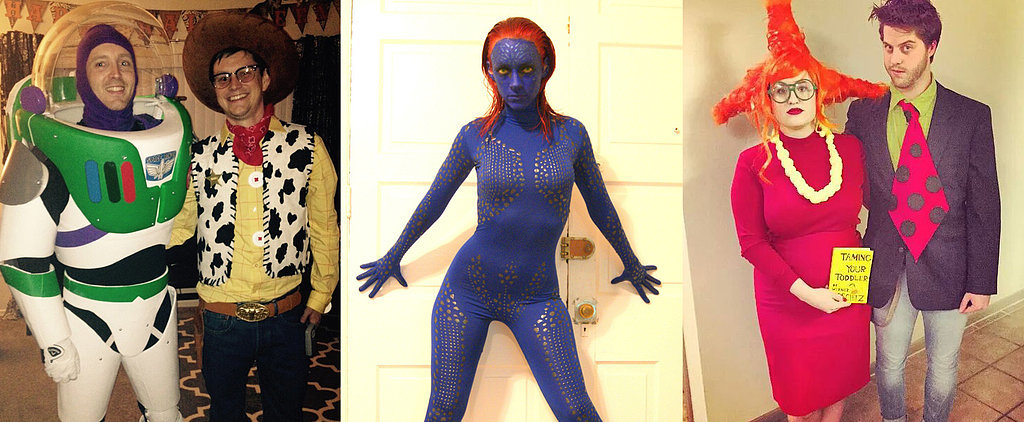 Get Last-Minute Halloween Inspiration From These Real Pop Culture Costumes