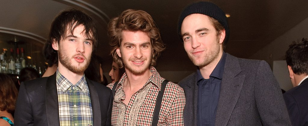22 Pictures of Hot British Actors Being Hot Together