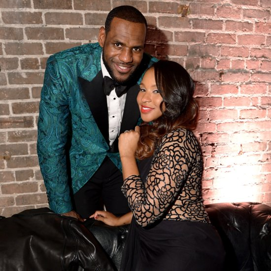 LeBron James and Savannah Brinson Have a Baby Girl